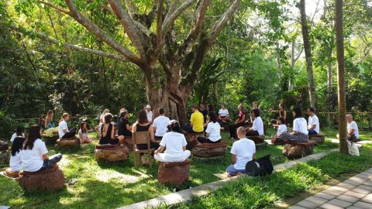 Bali Usada Tapa Brata Meditation
